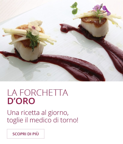 forchetta doro