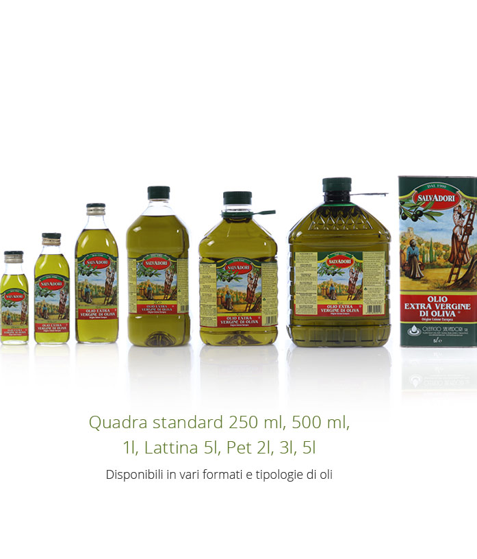 Olio Extravergine d'Oliva con tartufo prova trad