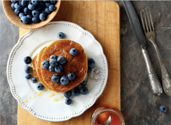Pancake leggero